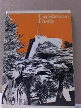 CARISBROOKE CASTLE - ILLUSTRATED GUIDE 1972 Carisbrooke Castle, Illustrated Guide, 1972,  Her Majesty's Stationery Office.