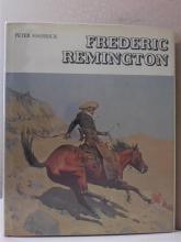 FREDERIC REMINGTON - Peter Hassrick - HC/DJ - 1975