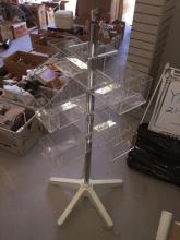 Greeting Card Spinning Rack w/ Base
