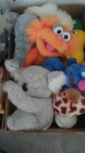 Kids Plush Toys