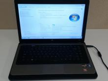 HP Laptop HP 635 Windows 7 Home Premium  2.00 GB w/Power Cable. Unlocked. 15.4''
