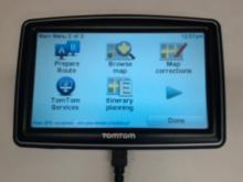 TOMTOM GPS XXL IQ 5