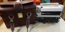 Reel to Reel Projector With Case