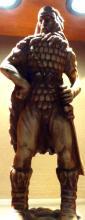 Viking Statue