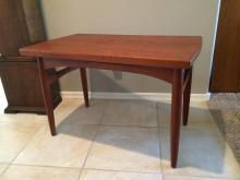 Mid Century Style Wood Side Table