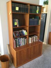 Mid Century Modern Style Shelf