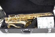 (1) Antigua Winds Tenor Saxaphone (Complete)