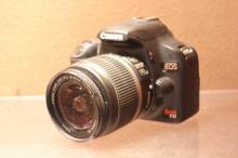 Canon Rebel Camera