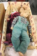 3 Annette Himstedt Puppen Kinder Dolls