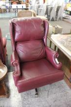 Maroon Office Chair
