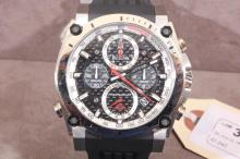 Bulova Watch - 1000 Chronograph Precisionist Stainless /  Rubber