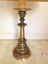 Vintage Glass Lamp
