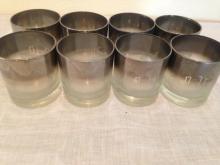 8 Rustic Glasses