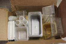 (1) Box Of Misc Restaurant Equipment