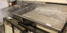 Stainless Steel Washing Station