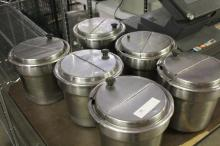(6) Soup Warmers