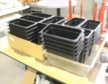 (2) Lots Of Food Containers