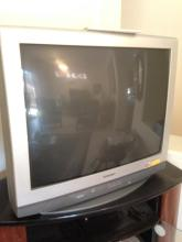 Sharp TV With Manuel