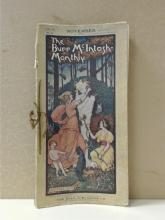 THE BURR McINTOSH MONTHLY: Vol.VIII, No. 32,  November, 1905, Illustrated, Softcover bound  by string, Condition: Very Good.