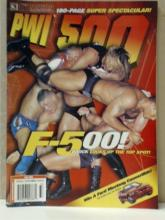 PWI 500 - FALL 2003 - 180-PAGE SUPER SPECTACULAR - F-500!