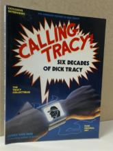 CALLING TRACY!  James Van Hise SIX DECADES OF DICK TRACY