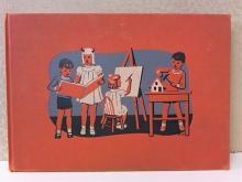 CHILDCRAFT VOLUME 13 - ART & MUSIC - 1939 - ILLUSTRATED - HC