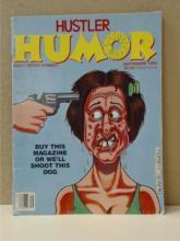 HUSTLER HUMOR MAGAZINE, VOLUME 6, ISSUE  5 - SEPTEMBER 1983