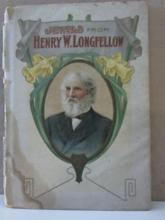 JEWELS FROM HENRY W. LONGFELLOW - 1908 - HC - ILLUSTRATED