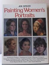 PAINTING WOMEN'S PORTRAITS - Joe Singer HC/DJ - 1977