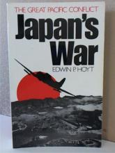 THE GREAT PACIFIC CONFLICT - JAPAN'S WAR - Edwin P. Hoyt - SOFTCOVER - ILLUS