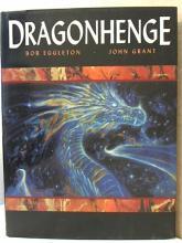 DRAGONHENGE - Bob Eggleton, John Grant - HC/DJ - 2002 - ILLUSTRATED