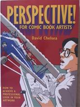 PERSPECTIVE FOR COMIC BOOK ARTISTS - David Chelsea - SOFTCOVER