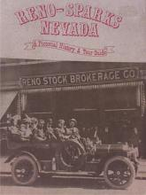RENO-SPARKS NEVADA - PICTORIAL HISTORY & TOUR GUIDE - SOFTCOVER - 1984