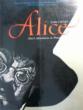 ALICE, ALICE'S ADVENTURES IN WONDERLAND Illustrated by Barry Moser - 1982