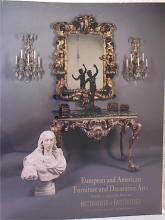 BUTTERFIELD & BUTTERFIELD EUROPEAN & AMERICAN FURNITURE & DECORATE ARTS 1995