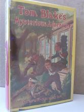 TOM BLAKE'S MYSTERIOUS ADVENTURE - Milton Richards - 1929 - HC/DJ