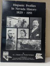 HISPANIC PROFILES IN NEVADA HISTORY - 1829-1991