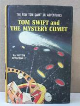 TOM SWIFT AND THE MYSTERY COMET - V. Appleton II - 1966 - HC - ILLUS.