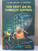 TOM SWIFT AND HIS SUBOCEAN GEOTRON - V. Appleton - 1966 - HC
