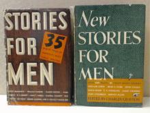 CHARLES GRAYSON: 2 VOLUME SET: STORIES FOR MEN; NEW STORIES FOR MEN -
