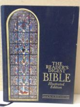 THE READER'S DIGEST BIBLE - ILLUSTRATED VERSION - 1990