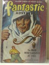 FANTASTIC ADVENTURES AUGUST 1949, VOL.11, NO.8, ALEXANDER BLADE