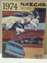 1974 NASCAR RECORD BOOK - ILLUSTRATED