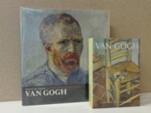 VAN GOGH - 2 VOLUMES:  WORLD ART SERIES 1968; METROBOOKS - 2000