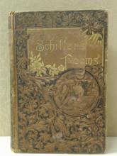 THE POEMS AND BALLADS OF SCHILLER - Sir Edward Bulwer Lytton