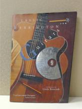 CLASSIC FERRINGTON GUITARS-CD INCLUDED INTRO by Linda Ronstadt-OVERSIZED BOOK