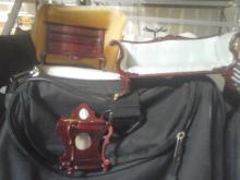 Duffel Bag Full Of Model Furniture