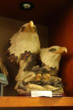 Eagles & Babies Statues