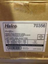 10ct Halco 70356 39w Halgen Flood Bulb, 4ct Indust