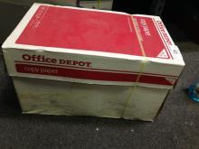 Case of White Copy Paper